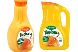 Tropicana Orange Juice Recall