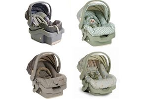 manufacturer recall infant car seat