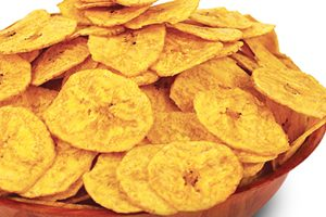 plaintain chips