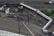 Amtrak Train Derails Outside Of Washington, More Than 90 Reported Hurt