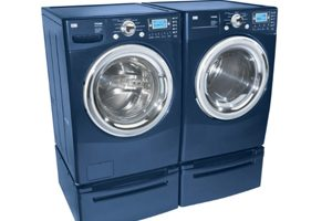 recalled washer and dryer