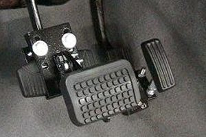ford pedals
