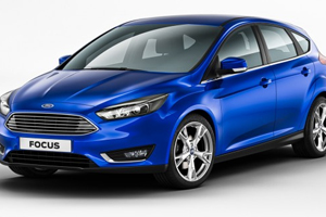 Ford Motor Has Recalled The 2000 And 2001 Ford Focus