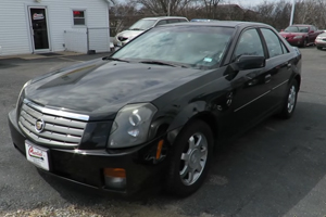 GM Recalls 51,000 2003 Cadillac CTS Cars
