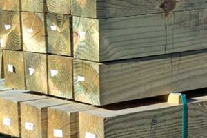 CCA-Treated Wood