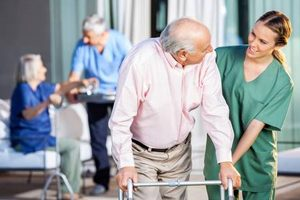 Nursing Home Settles