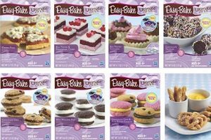 easy-bake recalls