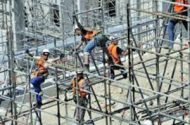 Scaffolding Collapse Kills Worker