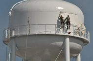 N.C. Officials Continue Investigating Water Tower Death