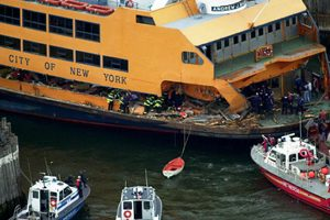 Ferry Death Toll