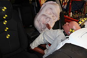 Child's Death Blamed On Deploying Airbag