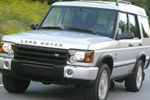 Land Rover Has Recalled the 2000-2003 Discovery II