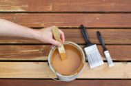 Treated Wood Is Cancer Risk For Kids