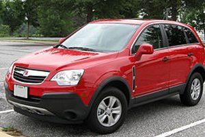 Saturn Recalls VUE