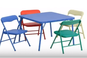 About 1.5M Kids' Chairs Recalled