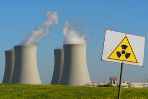 Radiation From Nuclear Plant