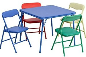 recalled kid's chairs
