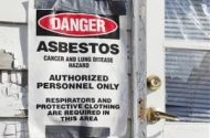 Report Finds 22 Asbestos Sites in Maryland