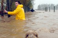 Flood Water Is Risky, Official Says