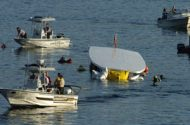 Probe Begins of Boat Accident; 20 Dead