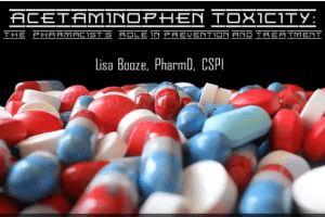 Acetaminophen Poisoning