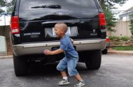 SUV Backover Deaths: What Can Be Done?