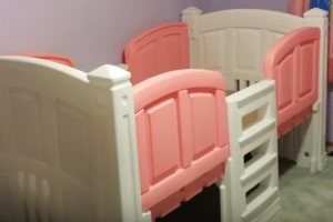 Vail Bed Designed Special Needs Children