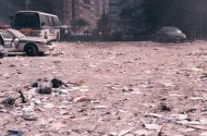 Toxic Ground Zero Site Responsible for the Deaths of Cleanup Workers