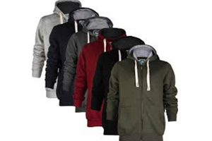 CPSC, Next Marketing Inc. Announce Recall of 22,000 Youth Hooded Fleece