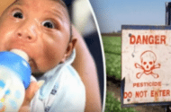 Farmworkers sue grower over baby's birth defects