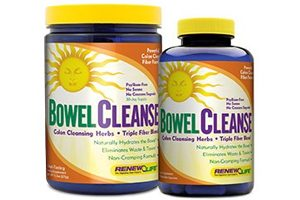 Bowel Cleansing Products