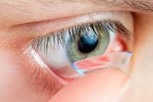 Fungal Keratitis Infections link contact lens use