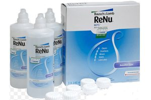 Bausch and Lomb recall solution worldwide
