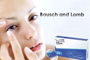 bausch and lomb pulls Contact Lens solution