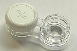 recalled lens solution