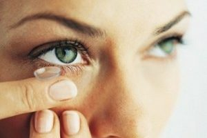 link between fungus and Contact Lenses