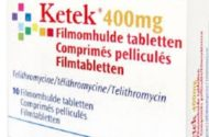 FDA Ketek Safety Information to be Added to Product Labeling