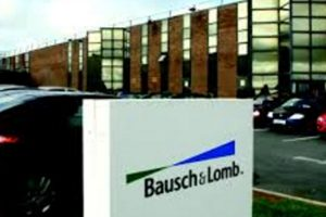 Contact Lens Maker Bausch & Lomb