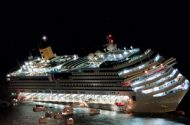 Injury Total on Tilted Cruise Ship Up Sharply