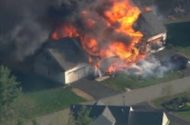 Pa. house explosion injures 4