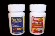FDA Steps Up Pain Relievers Warnings