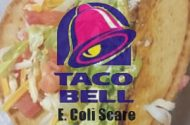 NYC case of Taco Bell E. coli confirmed