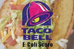 Northeast E. Coli Outbreak linked taco bell