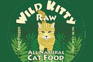 Wild Kitty Cat Food