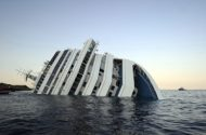 Two French tourists missing after cruise ship sinks; captain charged