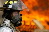 Chemical Fire Sends People Fleeing
