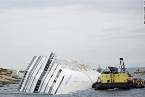 Cruise Boat Accident in Alaska