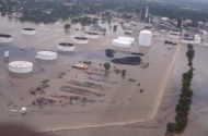 Coffeyville Resources Refinery Up and Running After Oil Spill