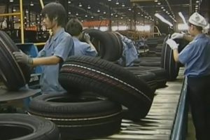 Tires Made in China