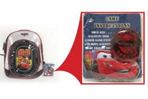 Target Magnetic Toy Set Recall for Dangerous Game Pieces Sold with Backpacks